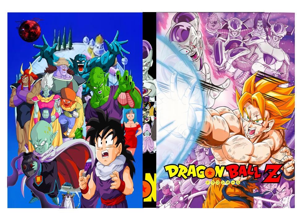 Dragonball Z GT Custom DVD Covers 15 By Skarface3k3 On