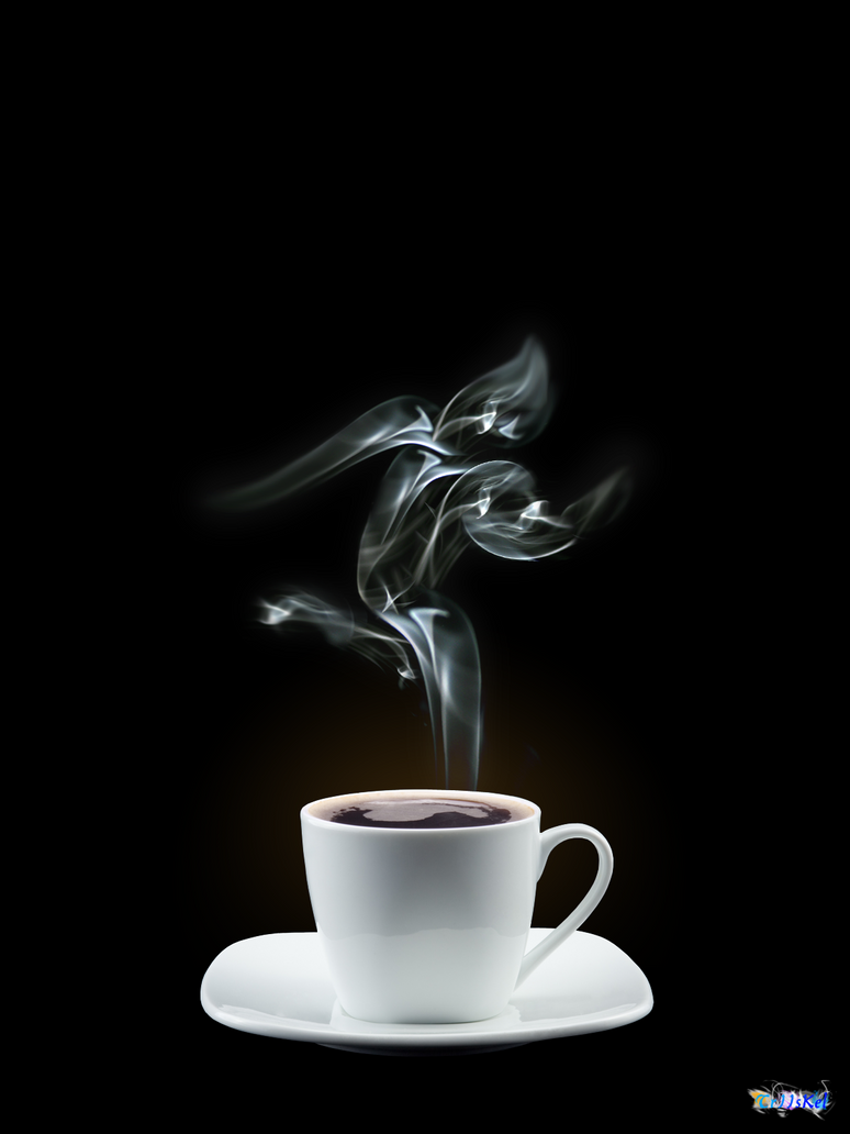 Running Coffee by triiskel
