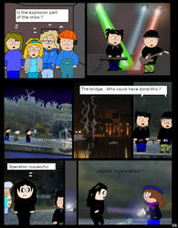 The Bridge - Introduction - Remastered Pg.6 by avillemedia