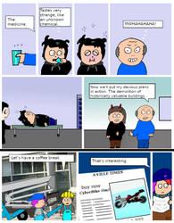 Season 1 Ep.2.5 Page 2 by avillemedia