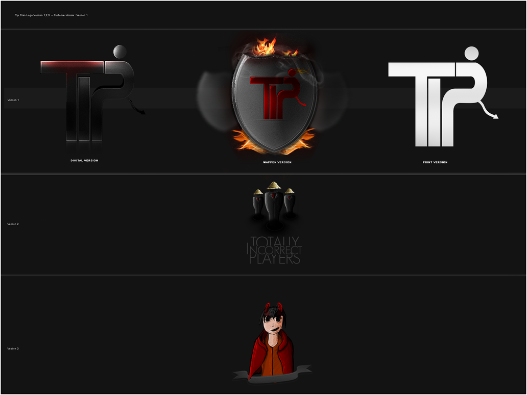 TIP Clan Logo by pcwunder
