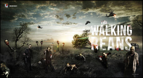 THE WALKING BEANS by pcwunder