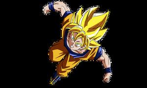 Goku Super Sjj by aliensurxx