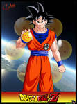 Goku tarjeta