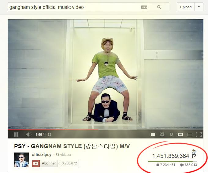 GangnamStyle by Frankyding90