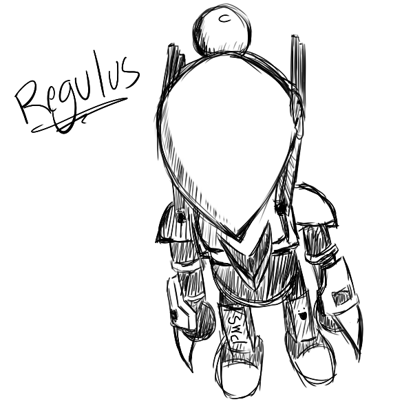 Bomberman coloring pages ~ Bomberman 64 - Regulus Sketch by psychoticmindsystem on ...