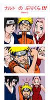 Naruto Photobooth colored