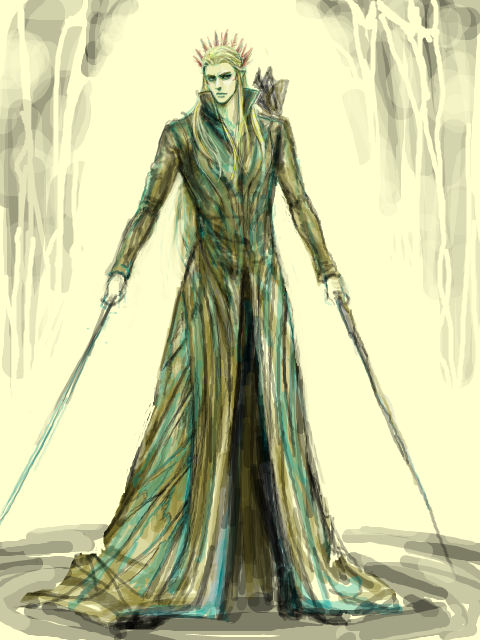 elven king by yogo0