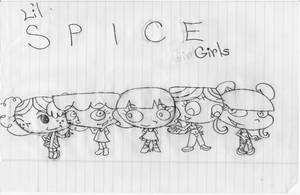 Lil Spice Girls by DragonflyHunter8