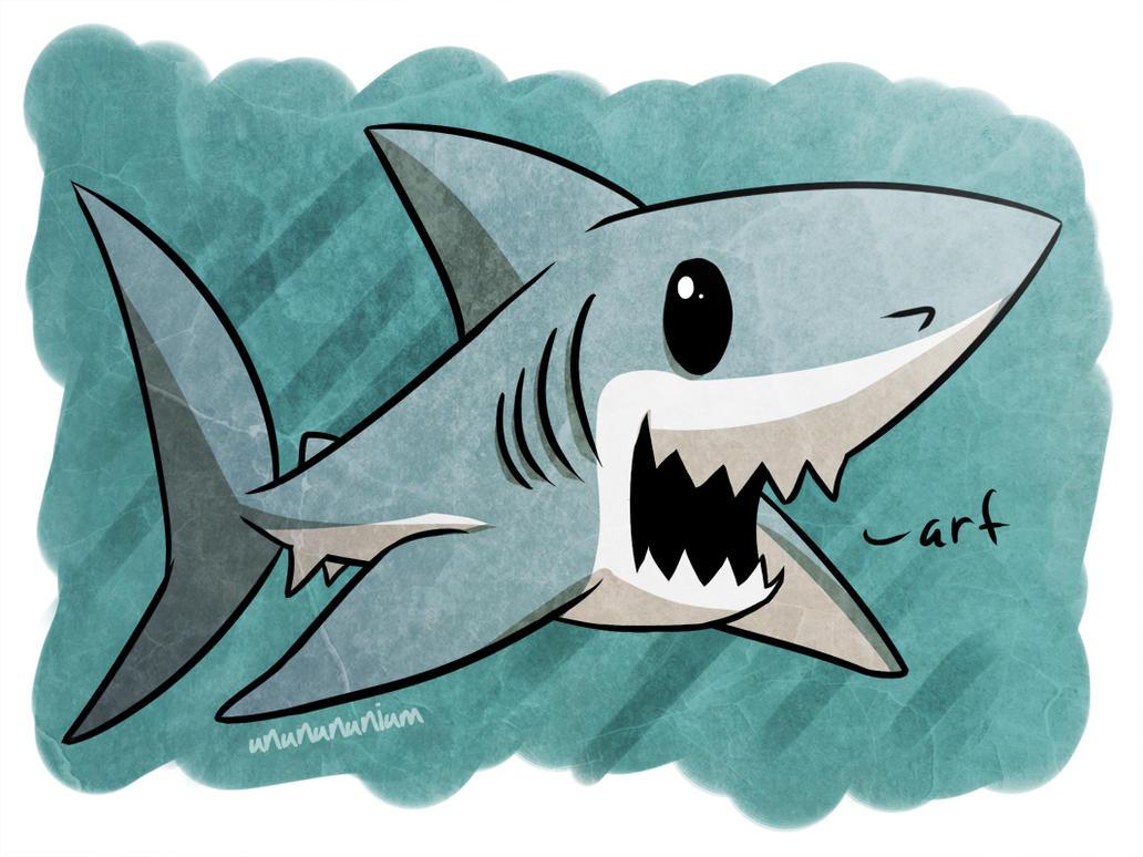 shark week day 5 porbeagle by unbadger on deviantart