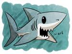 shark week day 5- PORBEAGLE