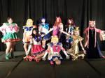 LCM Villian Show 1 by SSFSeiyaKou