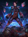 CyberpunchGirl
