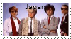 Japan (Band) Stamp by JamesTFF101