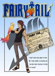 Fenikkusu Gambix - Fairy Tail Card