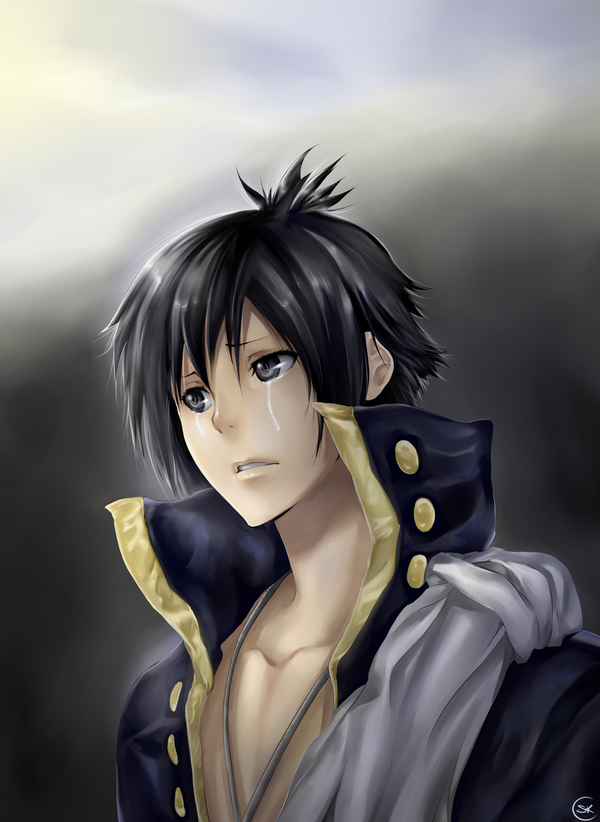 Zeref by Kamest