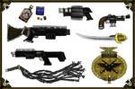 Imperial Navy Gear Warhammer 40k
