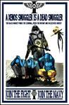 Imperial Navy Recruitment Poster - Warhammer 40K