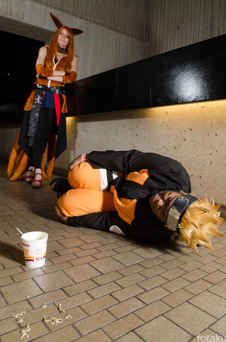 Naruto - NOT MY RAMEN!!! by roxastuskiomi