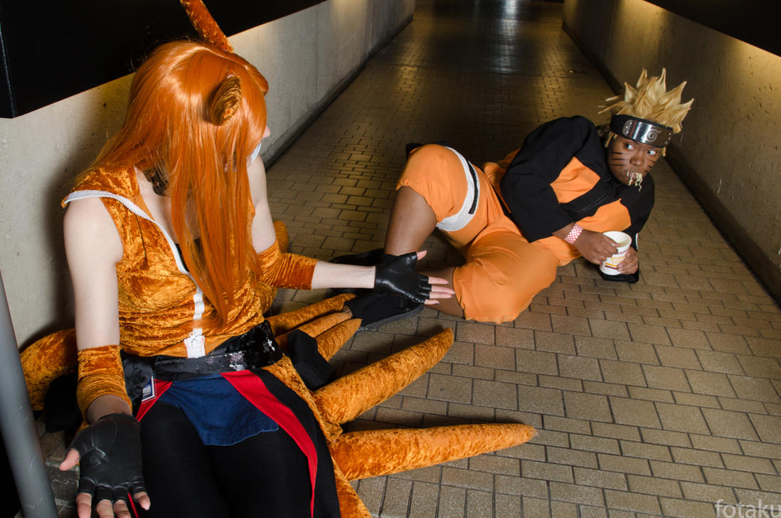Naruto - What it's Good by roxastuskiomi