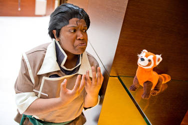 WHY YOU NO DO THE THING!!!! - The Legend of Korra