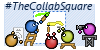The collab square stamp v0.1 by dijimucks