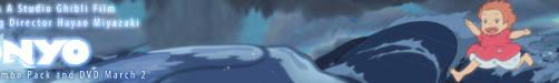 Ponyo contest entry 728x75 by dijimucks