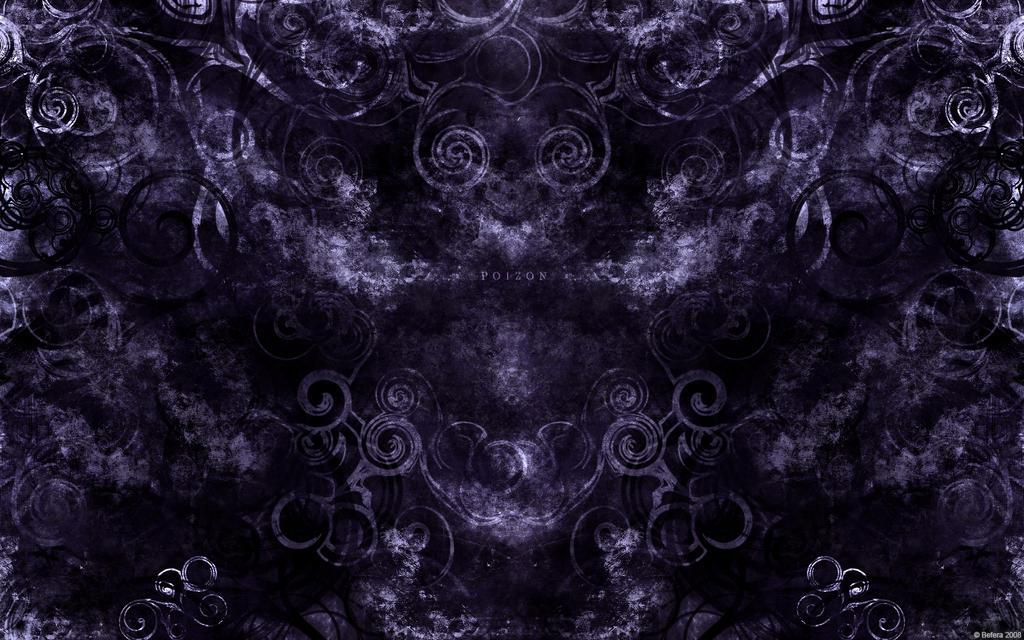Poizon Wallpaper - Violet by Befera