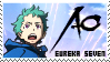 EUREKA SEVEN: ASTRAL OCEAN stamp1 by Befera