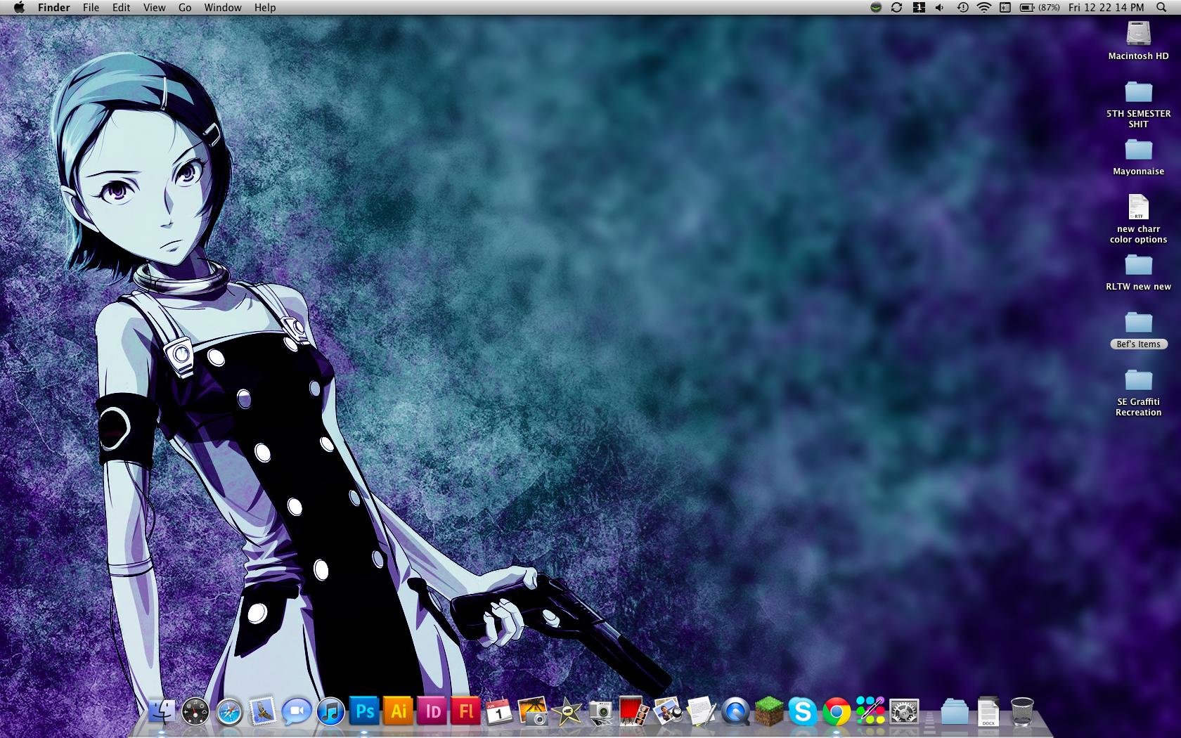 Desktop Screenshot - Badass Eureka by Befera