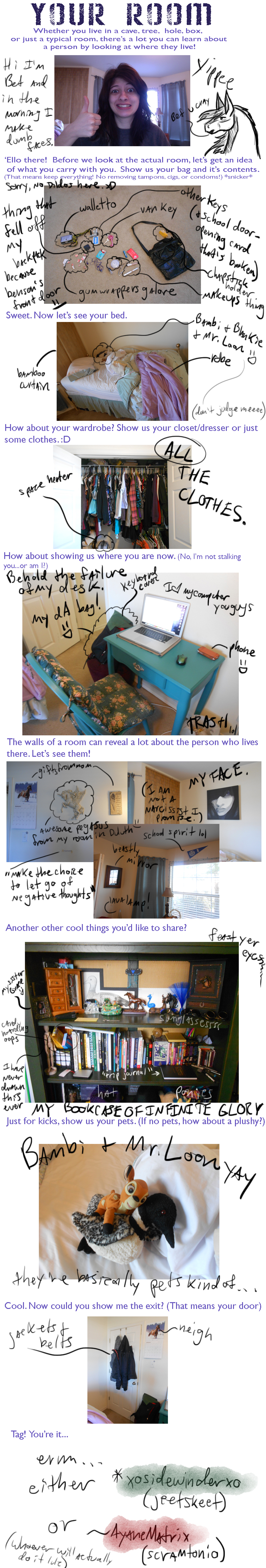 Bef's Room (meme) by Befera