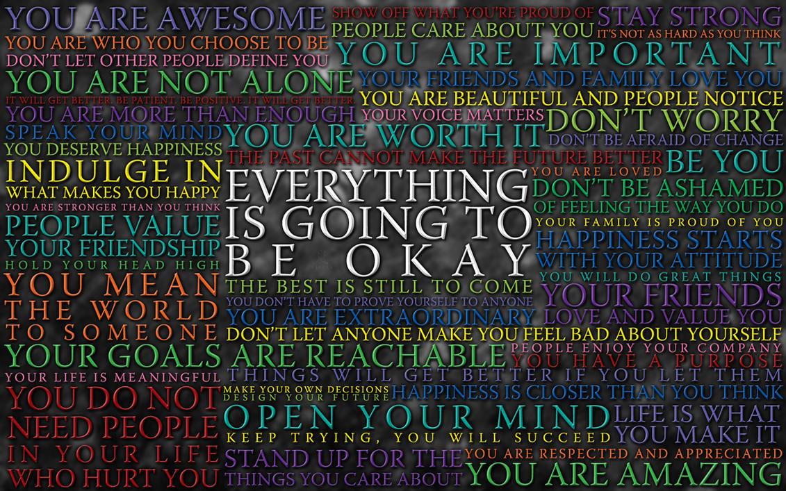 Motivational Desktop Wallpaper by Befera