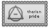 Therian Pride Stamp by Befera