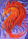 Phoenix 2 by Aoxomoxoa9