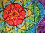 hexagon by Aoxomoxoa9
