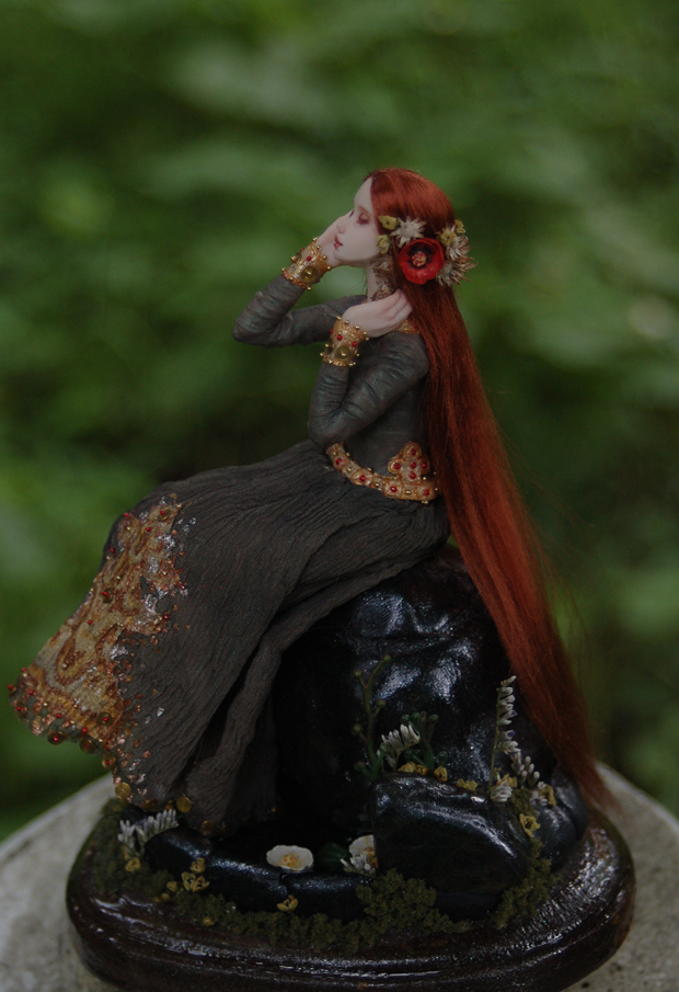 Ophelia by chicorydell