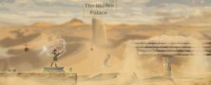 ZELDA 2 - The Hidden palace