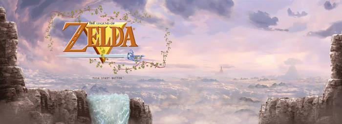 ZELDA1-Title by Hyrule452
