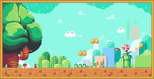 Super Mario Bros 3 - W1-1