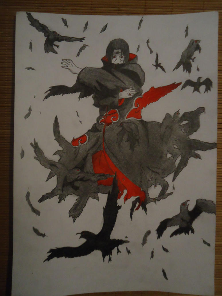 Itachi Drawing Full Body | www.imgkid.com - The Image Kid ...