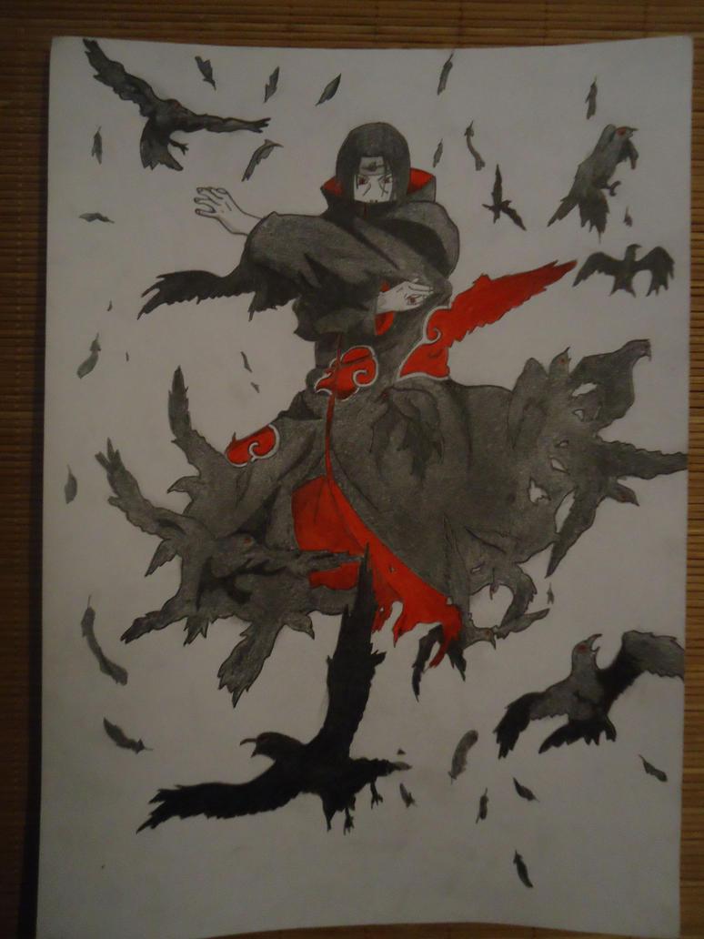 Itachi Drawing Full Body | www.imgkid.com - The Image Kid ...