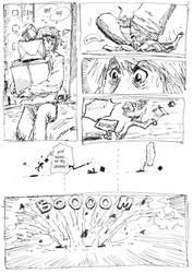 Manga dilna 01. - kanal - kazu by Kazumaki