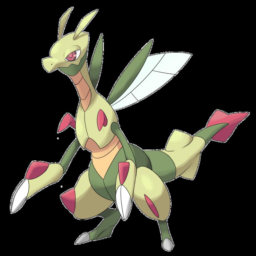 dragon bug 3 by GeoisEvil