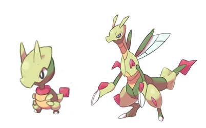 Bug Dragons SOLD