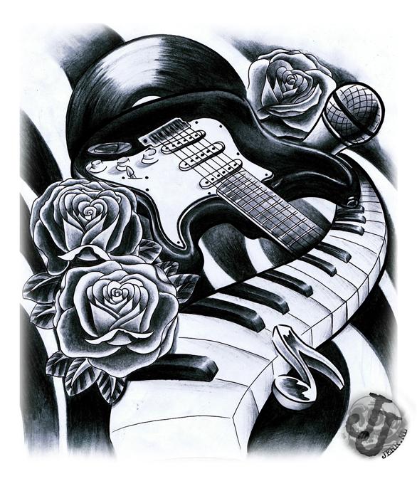 art and design music