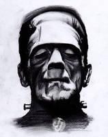Frankenstein  1 by jerrrroen