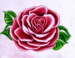 little rose by jerrrroen