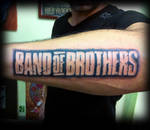 Band of brothers tattoo