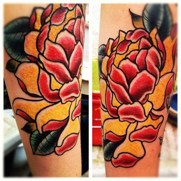 Lotus Flower Japanese Sleeve By Jerrrroen On Deviantart