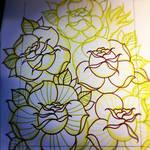 rose sketch II